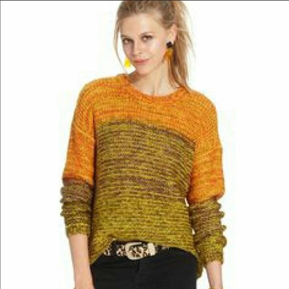 3f1753becf Bar III Sweaters - Bar III Color Block Marled Knit Sweater